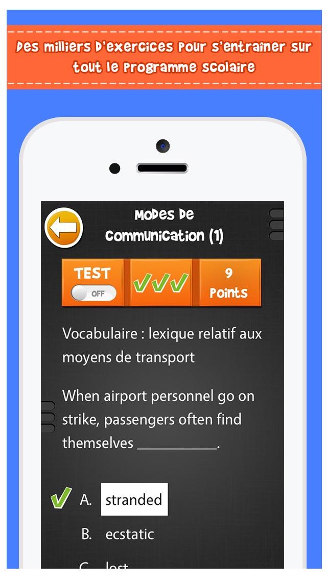 Screenshot #2 pour iTooch 3ème