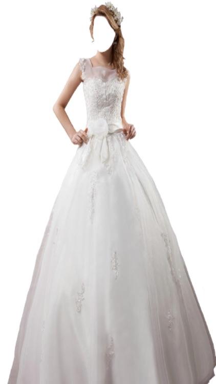 Wedding Dress Photo Montage screenshot-3