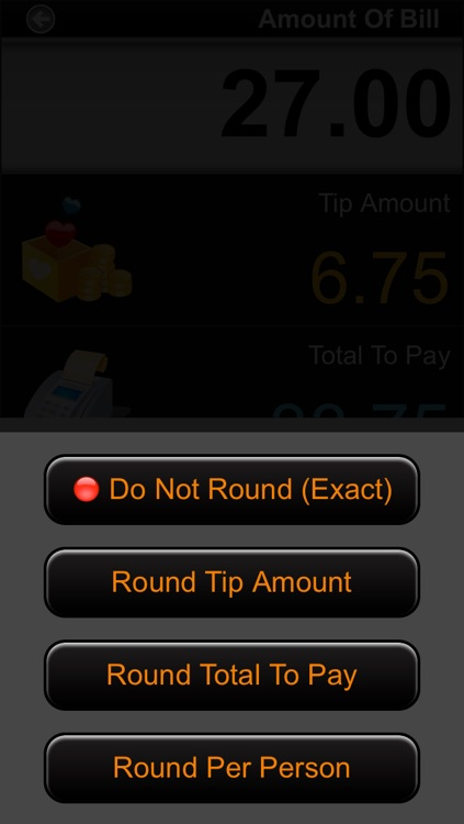 Cool Tip Calculator screenshot-3