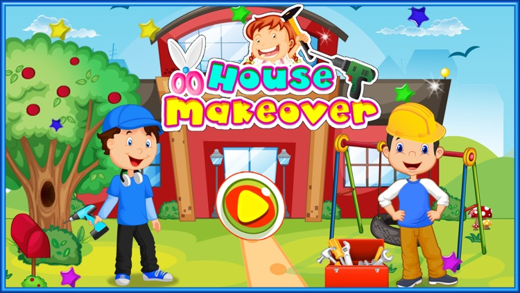House Makeover - Fix the home accessories & clean up the rooms in this kid's game by Ehtasham Haq - 웹
