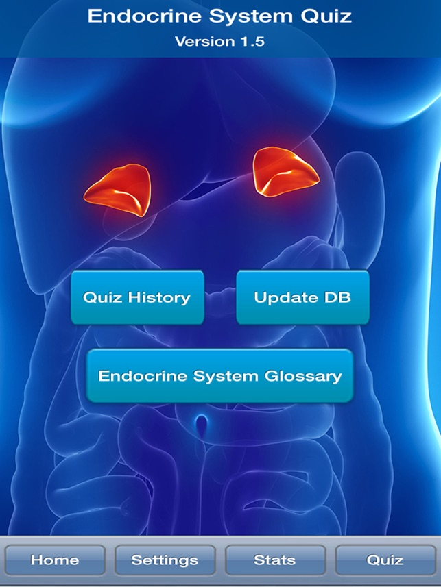 Human Biology : Endocrine System Quiz on the App Store