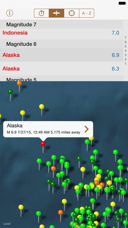 Quakes - Earthquake Notifications