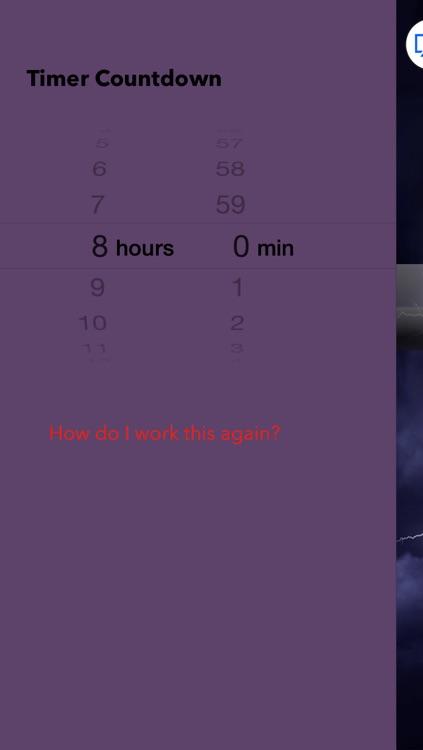 Sleepmaker Storms Pro screenshot-3
