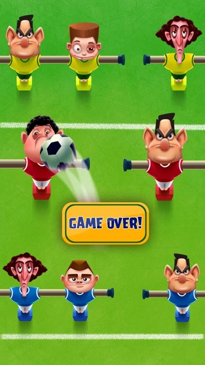 Jumpy Soccer Test screenshot-3