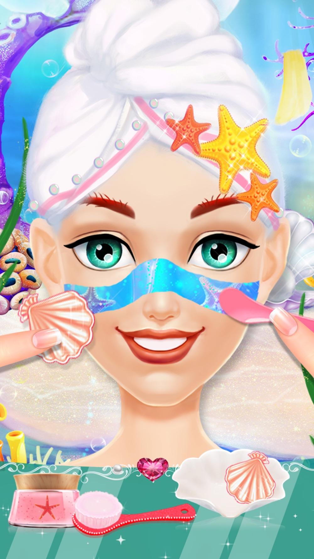 Little Ocean Princess - Mermaid Makeover hack tool