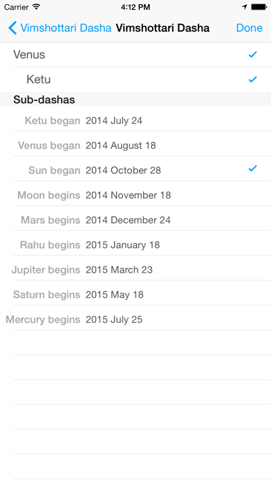 Jyotish Dashboard™ - Indian/Vedic Astrology Charting Softwareのおすすめ画像3