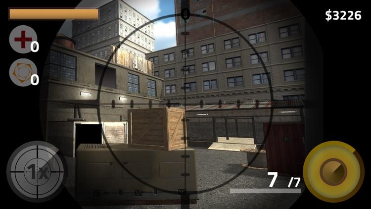 Action Shooter Killer - Global contract combat military battle war-fare gun shooting