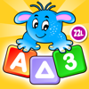 Preschool All In One Basic Skills Space Learning Adventure A to Z by Abby Monkey® Kids Clubhouse Games - 22learn, LLC