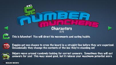 Number Munchersのおすすめ画像3