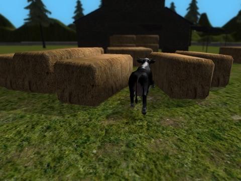 Crazy Cow Simulator FREE-ipad-3