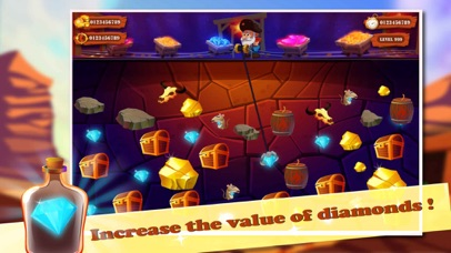 Crazy Gold Miner HD Edition Classic-3