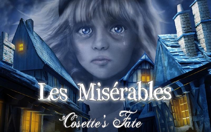 Les Misérables - Cosette's Fate - A Hidden Object Adventure screenshot 1