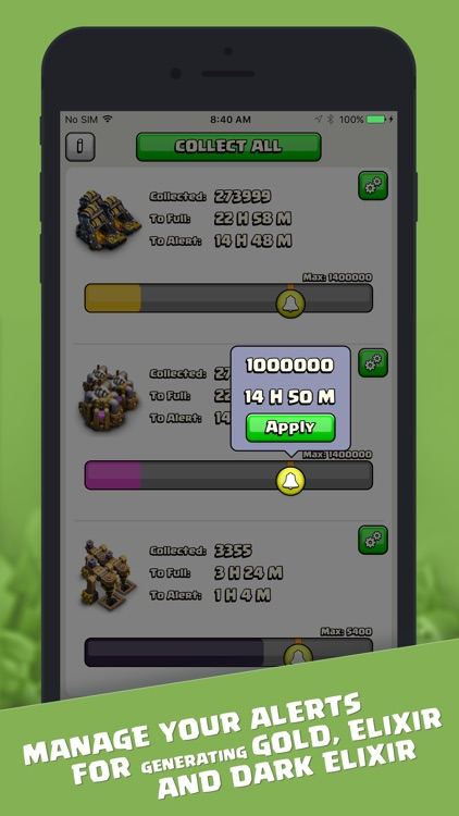 Resources for Clash of Clans screenshot-3