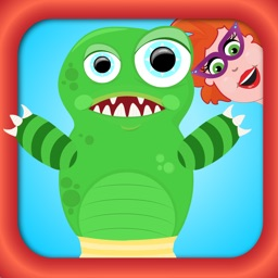 Monsters and cars – learn letters, numbers, colors and shapes