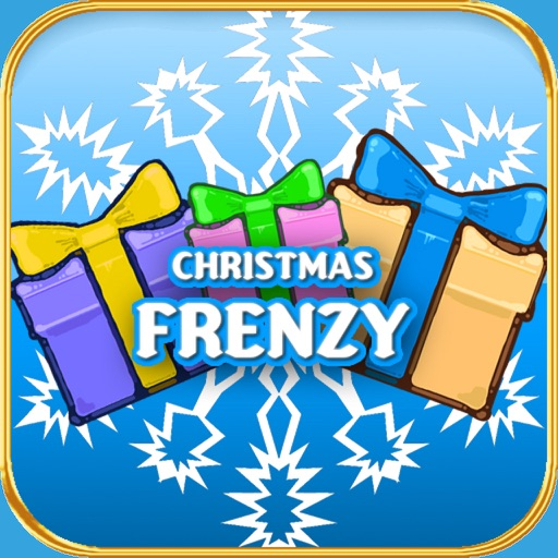 Christmas Frenzy - Free Xmas And Puzzle Game For Kids