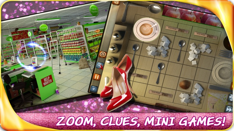 A Girl in the City - Extended Edition (Full) - A Hidden Object Adventure screenshot-3