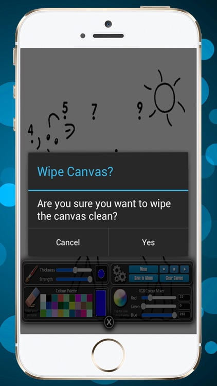 Connect dots + Paint screenshot-4