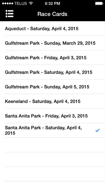 Santa Anita by QuickPicksPro screenshot-4