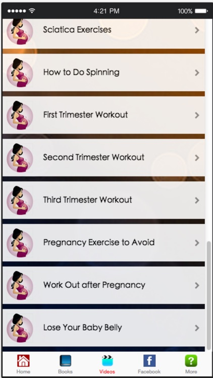 Pregnancy Workouts - Learn Why Exercise During Pregnancy is Good for You screenshot-0