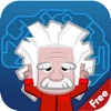 Einstein™ Brain Trainer Free: 30 exercises to practice your logic, memory, calculation, and vision skills - more effective than sudoku, puzzle, or quiz games