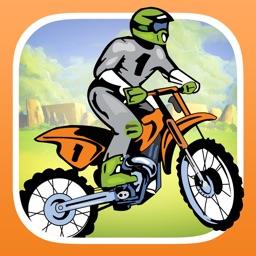 A Motocross Jump Mountain Racer FREE - Dirt-Bike Rider Racing Game