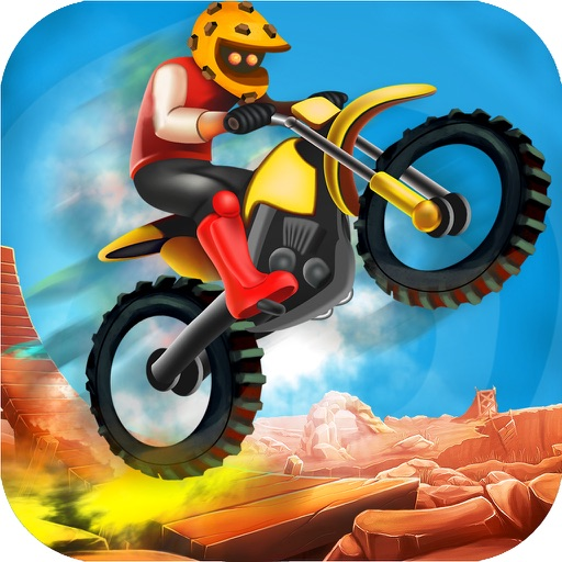 Xtreme Dirt Bike Race