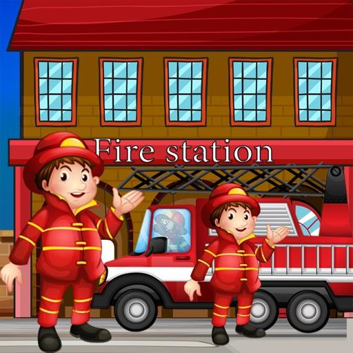 Активный! Калибровка Игра Для Детей, Чтобы Учиться И Играть С Пожарными