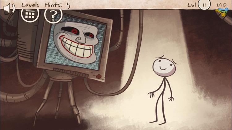 Troll Face Quest Unlucky screenshot-4