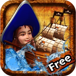 Pirate Gabriella's Treasure Hunt - Free Adventure Game