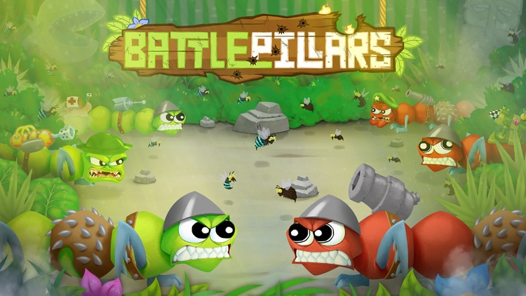 Battlepillars: Multiplayer (PVP) Real Time Strategy