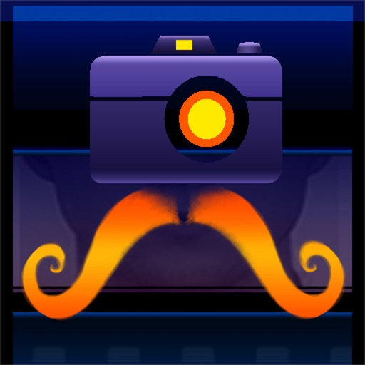 Mustache Photo Fun: Blend a Free Cool Mustache with your Photo iOS App