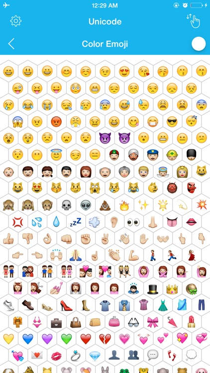Unicode Map - Characters and Symbols for iOS 8