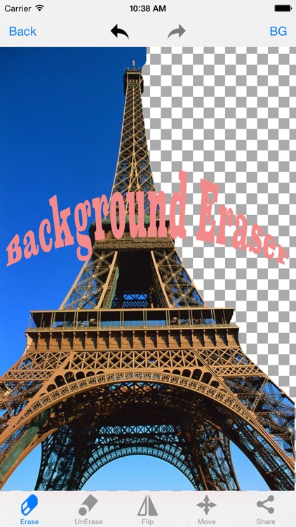 Background Eraser for iOS - Super Photo Chop && Photo Cut Out Image Outline