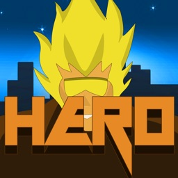 Amazing Super Hero City Run - best running adventure game