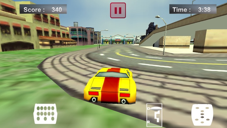 3D Rc Car Flag Speed City Racing Game for Free