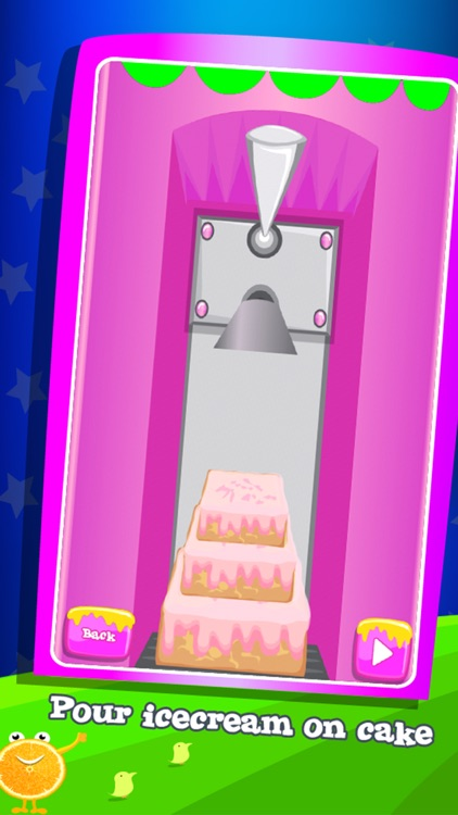 Ice Cream Cake Maker - Make Special Love & Birthday Cakes screenshot-3