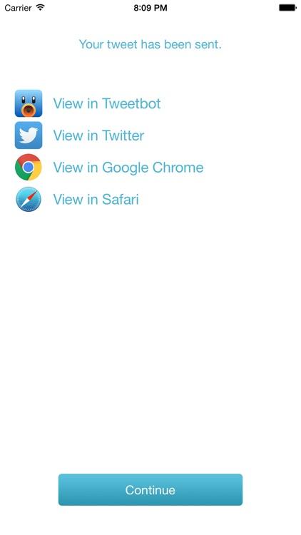 TwitPlus – Longer Tweets