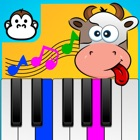 Baby Music Game - Piano & Xylophone icon