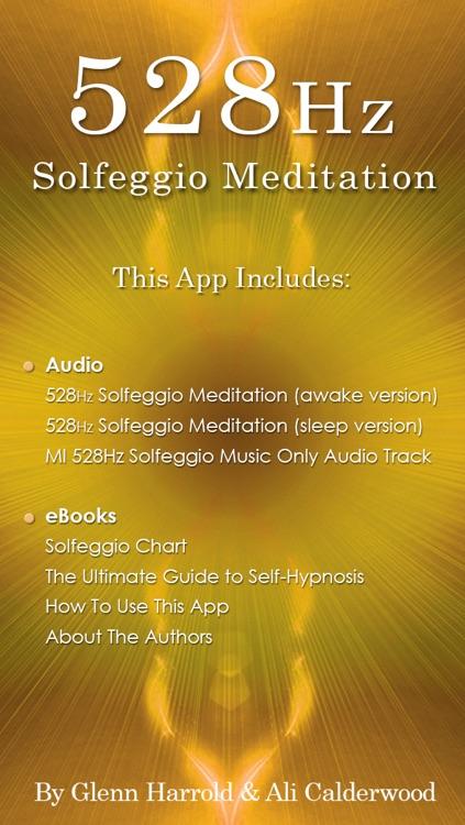528hz Solfeggio Sonic Meditation by Glenn Harrold & Ali Calderwood