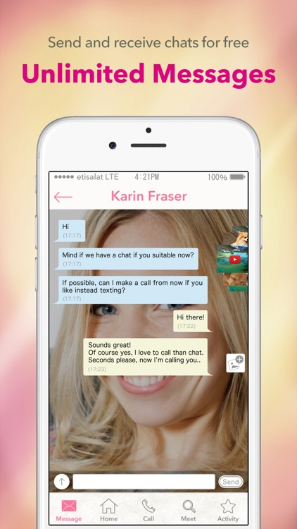 Haloo - Live Video Chat, Free Call, Dating, Meet new People screenshot-4