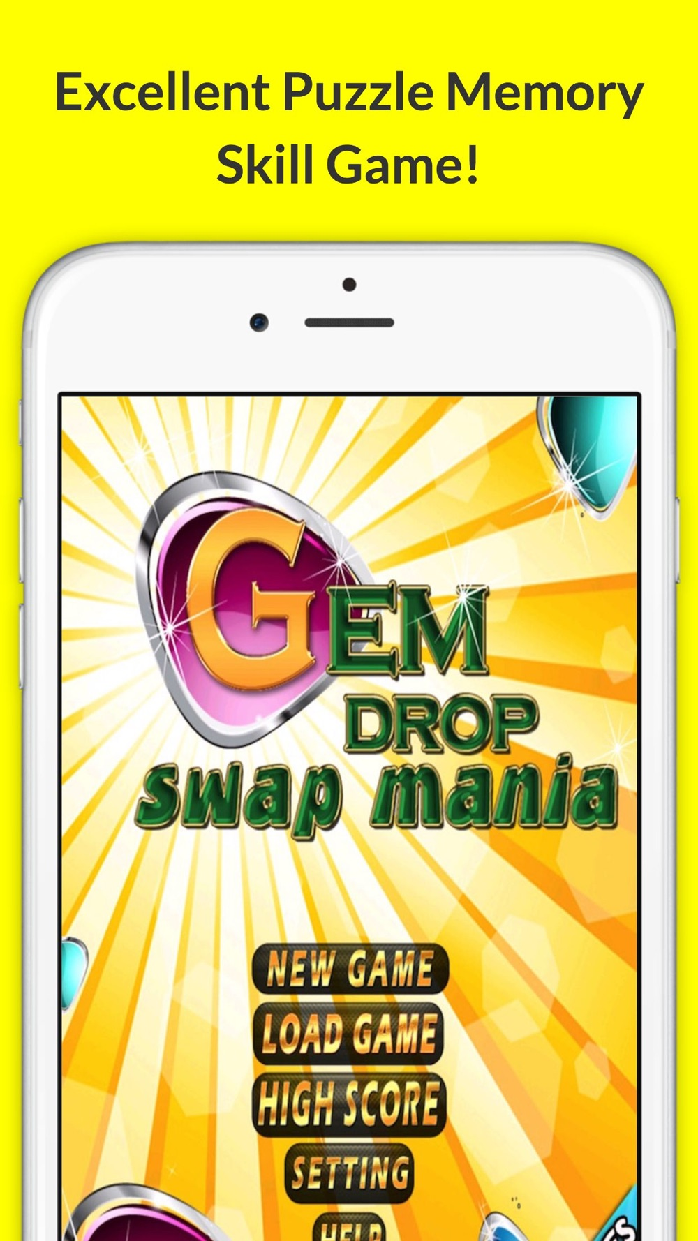 Gem Swap Drop! Pop The Mine Diamond Puzzle Dig-ger with Friends Deluxe 3 Cheat Codes