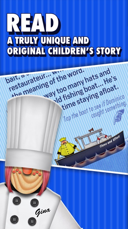 Lobster Tale - Children's Book and Game