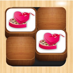 `` 3D Matching Valentine Cards - Train your brain with pair matching game