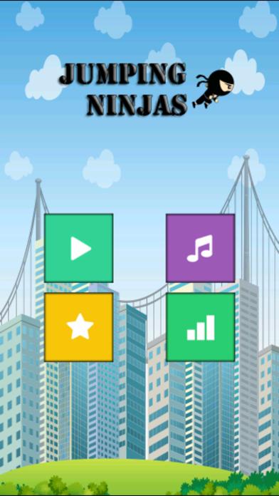 Jumping Ninjas - Free Version