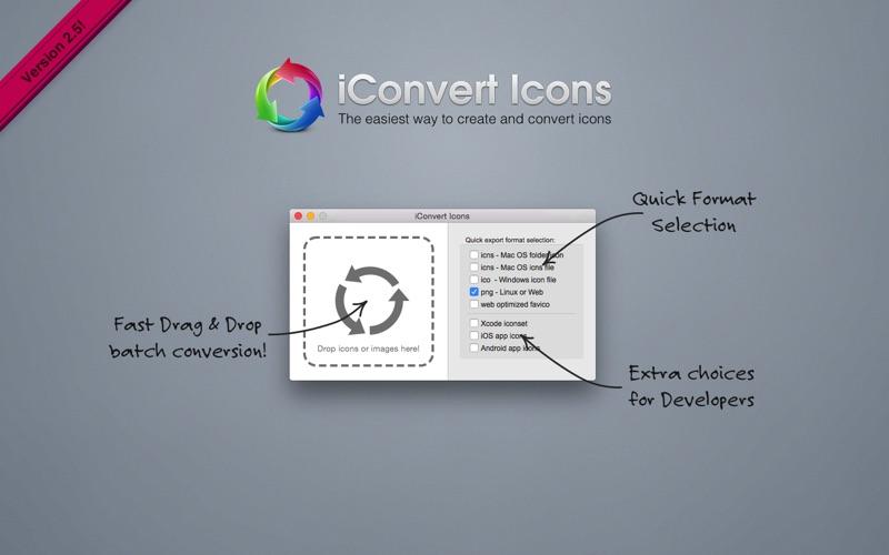 iConvertIcons Screenshot