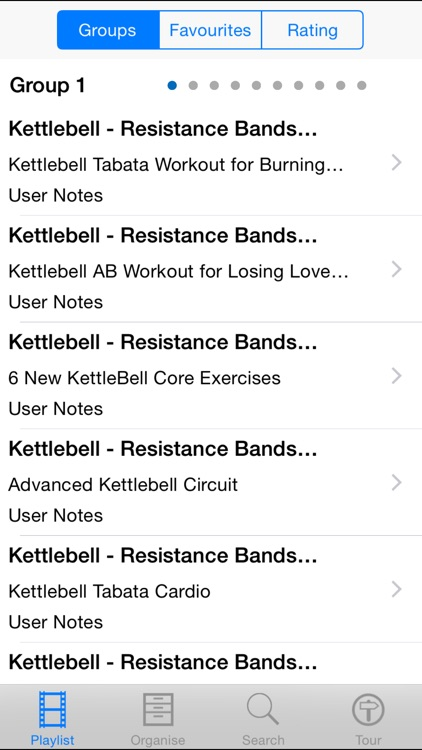 Kettlebell, Resistance Bands & Hula Hoop Workouts
