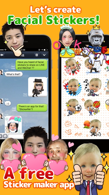 StickerMe - Selfie Stickers and Emoji - Tips for Android