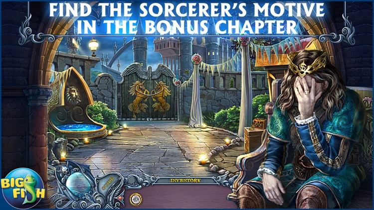 Spirits of Mystery: Chains of Promise - A Hidden Object Adventure (Full) screenshot-3