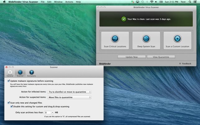 virus software for mac free