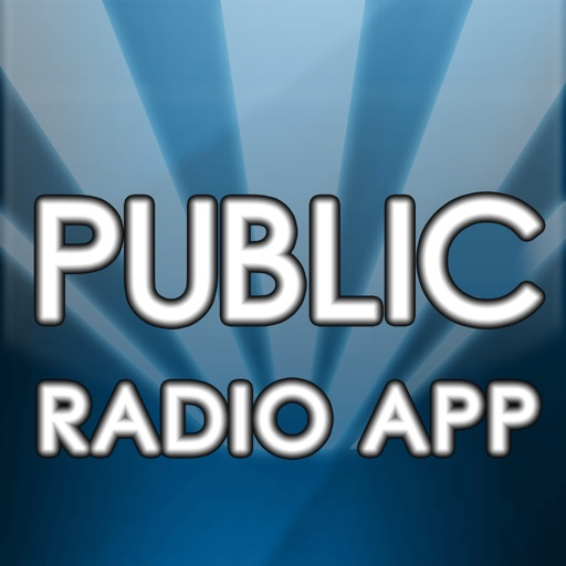 Public Radio App for iPad